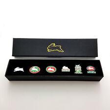 Rabbitohs NRL Evolution Series Heritage Lapel Pin Badge Collection Set