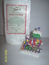 Asleep at the Wheel  The Simpson Christmas Express train  box & coa