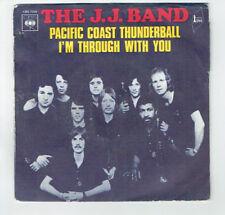 "The J.J. BAND Disque Vinyle 45T 7"" PACIFIC COAST THUNDER BALL - CBS 7229 RARE"
