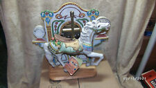 The American Carousel by Tobin Fraley Ltd Ed 4331/4500 Wurlitzer Music Box