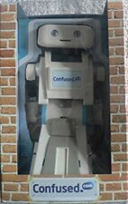 BRIAN THE ROBOT TOY FROM CONFUSED.COM BRAND NEW UNOPENED