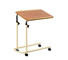 Patterson Medical Overbed Table Cantilever with Wheels 751 c