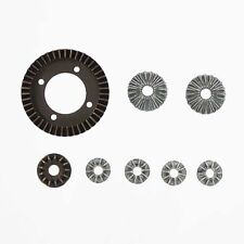 Red Cat Racing RER02511 Ring 43T Pinion 13T and Spider Gears EQ 3.5