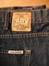 RICA LEWIS  1928  HISTORIC  JEANS   TAILLE 64  COLLECTOR pour BAGGY