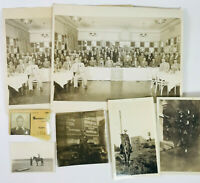 Newark Police Mounted Unit New Jersey Photograph and Officer ID Lot