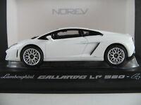 Norev 760025 Lamborghini Gallardo LP 560-4 (2009) in weiß 1:43 NEU/OVP