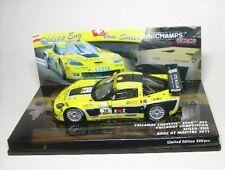 Corvette Z06.r Callaway Seiler ADAC GT Masters 2011 1 43 Model Minichamps