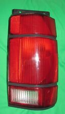 1991-1994 Ford Explorer SUV Passenger Right Side Tail Light OEM