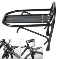 Aluminum Alloy Road Bike Bicycle MTB Front Rack Luggage Shelf Panniers Bracket