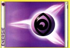 PROMO POKEMON FRANCAISE KIT BRUYVERNE N° 25/30 ENERGIE PSY