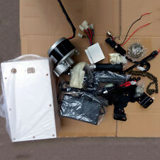 Elettrica Bici Conversione Kit con Charger 24V 250W Pennello Orientata Motore