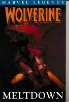 Wolverine Legends Vol 2 Meltdown TPB Walter Simonson Marvel Comics Havok 2003