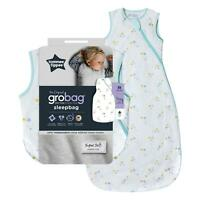 Tommee Tippee The Original Grobag Baby Sleeping Bag 18-36m 2.5 Tog, Little Stars