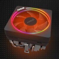 AMD Wraith Prism LED RGB Cooler Fan from Ryzen 7 2700X Processor AM4/AM2/AM3/AM4