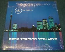 From Toronto With Love Gentleman Jim & The Jazz Barons~Play-Swinging Dixie LP