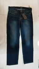 NEW  LUCKY BRAND MOLLIE CROP WOMAN  JEANS SIZE 4/27  NAVY