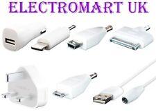 Telefono CELLULARE SMARTPHONE UNIVERSALE MINI MICRO USB CARICABATTERIA AUTO RETE kit UK Plug