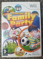 Family Party 30 Great Games (Nintendo Wii) Game. Tested and working.