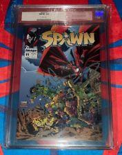 Spawn #11 CGC 9.8 Old Case 🔥🔥 Todd McFarlane