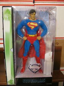 "12"" Superman Mattle Collector"