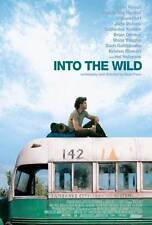INTO THE WILD Movie POSTER 27x40 Spanish Emile Hirsch Vince Vaughn Marcia Gay
