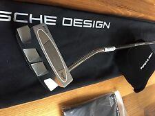 Porsche Design Putter Golfschläger Rarität selten rar rare NEU OVP LAST ITEM !!!
