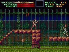 Super Castlevania IV PAL Rare Awesome SNES Game