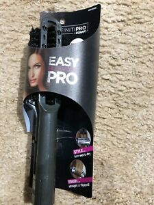 INFINITI PRO ~ Conair Easy Blowout Pro Brush From Wet To Dry ~ Straight or Flip