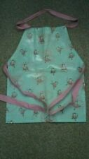 Angelina Ballerina child's pvc apron