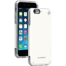 Puregear 10665VRP iPhone 6/6s DualTek PRO Case (White/Clear)