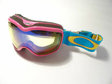 LADIES OAKLEY SNOW GOGGLES - STOCKHOLM 57 380 - 100% AUTHENTIC - CLEARANCE PRICE
