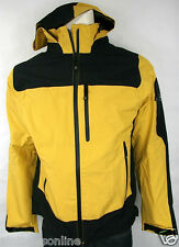 Victorinox Snow Jacket  Full Zip  # 8298   Recco Avalanche Rescue System Yellow