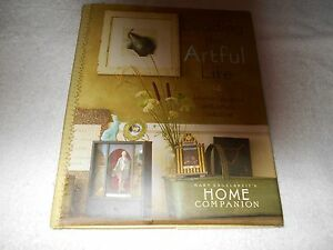 4 DECORATING BOOKS - ARTFUL LIFE, COUNTRY HOME, NEW FRENCH COUNTRY, DOWN HOME