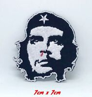 Che Guevara Badge Iron on Sew on Embroidered Patch#130