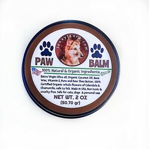 100% NATURAL AND ORGANIC PAW BALM/ALL-NATURAL INGREDIENTS/BUY 2 GET 1  FREE