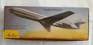 Heller 1/100 SE210 Caravelle Model Ref: RL 318
