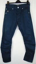 Jack & Jones Core Lab Anti Fit - Mens Blue Canvas Jeans - Waist 30 Leg 32
