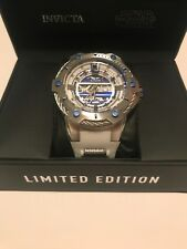 Invicta Star Wars Bolt R2D2 Stainless Steel Automatic Limited Ed Watch NWT$1795