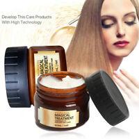 60 ML Cheveux Crème Masque Traitement Après-shampoing Soin 5 Seconde Réparation