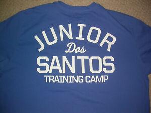 NIKE JUNIOR DOS SANTOS TRAINING CAMP SHIRT XL , KSW MMA UFC BJJ JIU JITSU BOXING