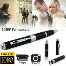 HD 1080P Mini Hidden Camera Pen USB DV DVR Camcorder Video Audio Recorder Full