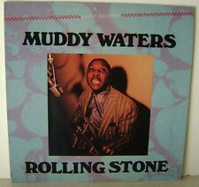 "Muddy Waters Rolling Stone LP 12""  Vinyl Chess Records CH-9101"