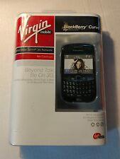 BlackBerry 8530 Prepaid Phone 2.0MP Camera, QWERTY keyboard. Virgin Mobile *New*