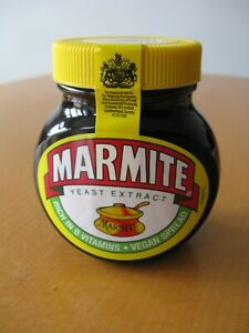 Marmite Yeast Extract 250g x 2  VEGETERIAN OR VEGAN AVAILABLE