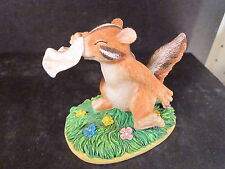 Charming Tails Ahhh Choo Get Well Soon Chipmunk Blowing Nose 89/624
