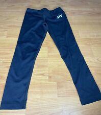 GK ELITE Gymnastics Black Leggings Long Pants Child XS