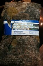 Ameristep Camo Burlap Treestand/Blind Cover System-Hunting! Brand New!