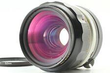 【NEAR MINT】 NIKON NIKKOR-O.C AUTO 35mm F/2 1:2 Non-Ai NONAI Lens From Japan #107