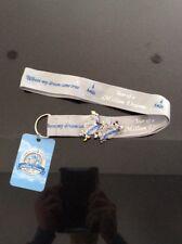 Walt Disney World Year of a Million Dreams Lanyard 2 Pins Mickey Goofy Minnie