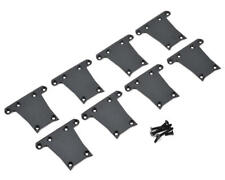 TLR331013 TEAM LOSI RACING Skid Plate, Chassis (8): 22-4